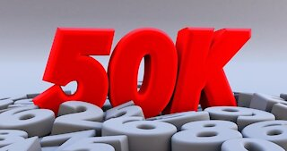 Thank You For 50,000 YouTube Subs!