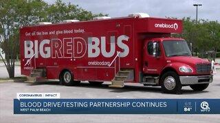 'Moms Demand Action' blood drive held in Boca Raton