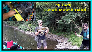 Schuylkill River Small Mouth Bass Fishing