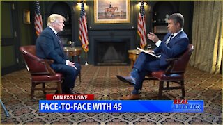 🔴 WATCH LIVE | Patriot News Outlet | President Trump Exclusive w/ Dan Ball | 9/2/2021