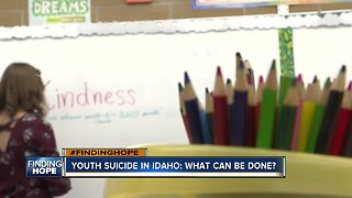 FINDING HOPE: Youth suicide in Idaho
