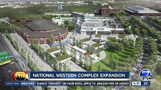 Expansion work underway at National Western complex