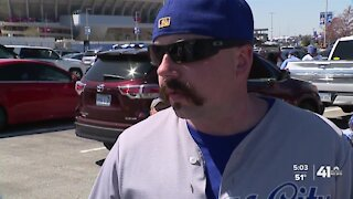 Royals fans excited to return to Kauffman Stadium