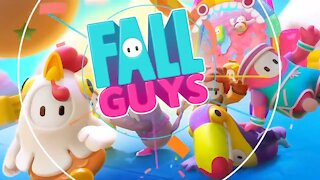 FALL GUYS: ULTIMATE KNOCKOUT MOBILE TRAILER