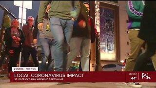 Local Coronavirus Impact