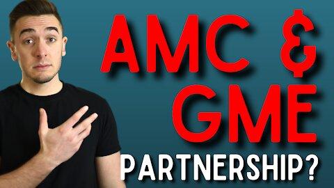 AMC & GameStop Talk Partnership Potential