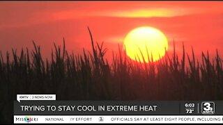 Extreme heat to impact Omaha