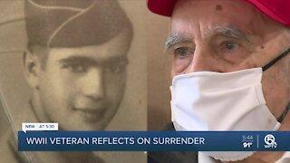 Palm Beach Gardens veteran shares memories from World War II