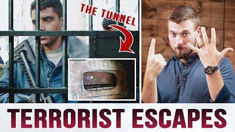 Israel News | 6 Palestinian Terrorists Escape from Prison in Israel