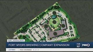Local craft brewer expands