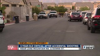 Police investigate critical shooting involving child