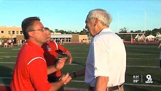 Remembering NewCath football coach Bob Schneider