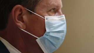 Georgia Gov. Brian Kemp Drops Mask Lawsuit Against Atlanta