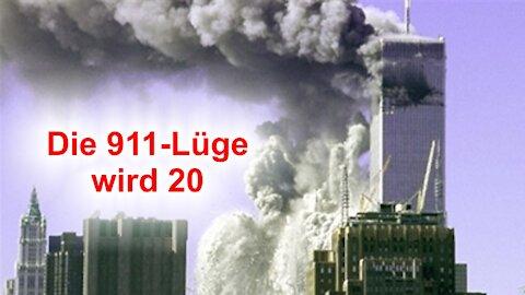 02 Die 911-Lüge wird 20 – Sie wurde mit Afghanistan besiegt und fördert Kampfesmut im Corona-Krieg