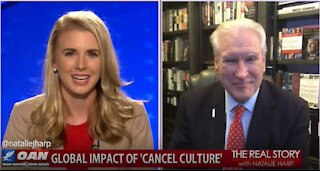 The Real Story - OAN Cancelling the Queen with Doug Wead