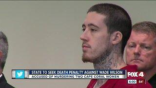 State of Florida seek death penalty against Wade Wilson