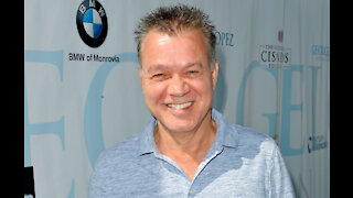 'I love you so much, Pop': Eddie Van Halen's son opens up about father's death
