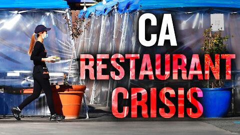 What is Happening to California Restaurants? | Noah Blöm
