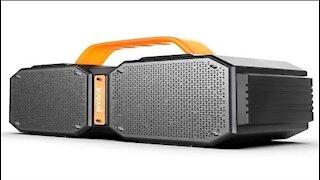 Bugani M83: Waterproof Bluetooth Speaker Review & Unboxing