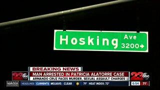Man arrested in missing girl case