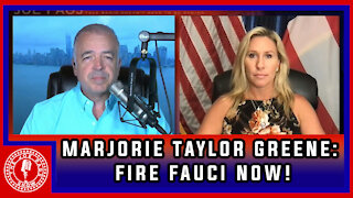 Marjorie Taylor Greene: Fire Fauci Now!
