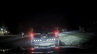 Dashcam: Cincinnati officer returned home after OVI arrest