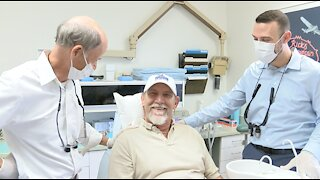 Wounded Veterans Relief Fund makes smiles possible for military heroes