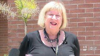 Blake High School teacher retires after 55 years