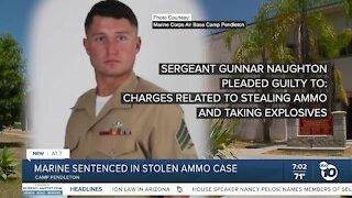 Camp Pendleton Marine pleads guilty