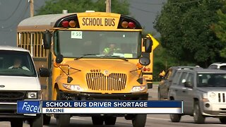 Racine Unified School District dealing with significant shortage of bus drivers