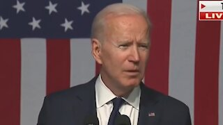 MUST WATCH: Biden's Latest Spout of Incoherent Sounds - 1797
