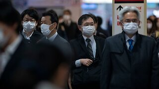 Japan Goes Under State Of Emergency