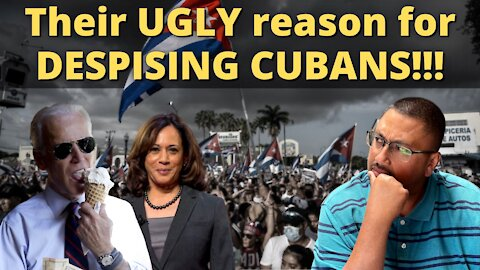 Here's the UGLY REASON why THE LEFT despises CUBANS!!!