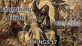 Examining Elijah