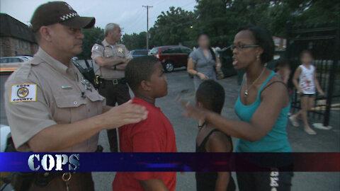 Casting Stones, COPS TV SHOW