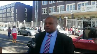 South Africa - Cape Town - Uyinene Court case (Video) (ksn)