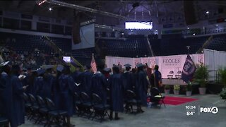 Hodges University holds graduation ceremony for Class of 2020 and 2021