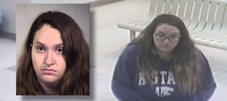 Phoenix police: Mother arrested after newborn found dead in Amazon warehouse