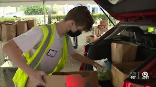 Boca Helping Hands expands pantry services
