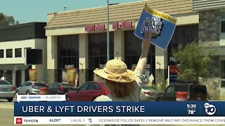 In-Depth: Why Lyft, Uber drivers launched a 24-hour strike