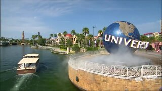 Universal Orlando will welcome guests back Friday, June 5