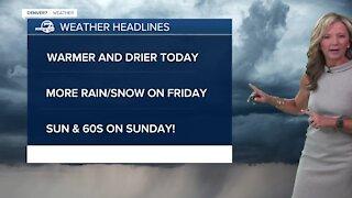 Thursday 5:15 a.m. forecast