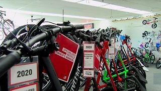Allis Bike and Fitness serves the community during COVID-19