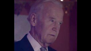Creepy Joe Biden parody