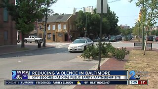Reducing violence in Baltimore