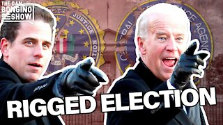 Did the FBI and CIA help RIG Elections?