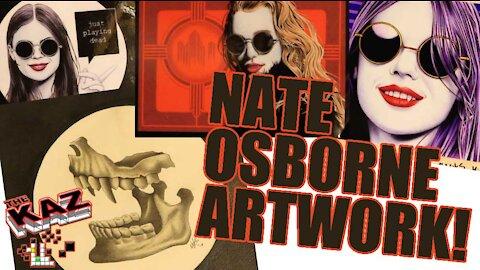 Nate Osborne Gothic Vampire Artwork
