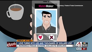 Kansas City man pleads guilty to romance fraud scheme in federal court