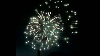 Woodcliff Fireworks July 4, 2021