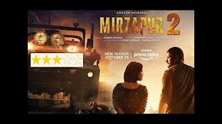 Mirzapur 2 Review- Punjabi   Pankaj Tripathi, Ali Fazal, Divyendu Sharmaa   Just Binge Review